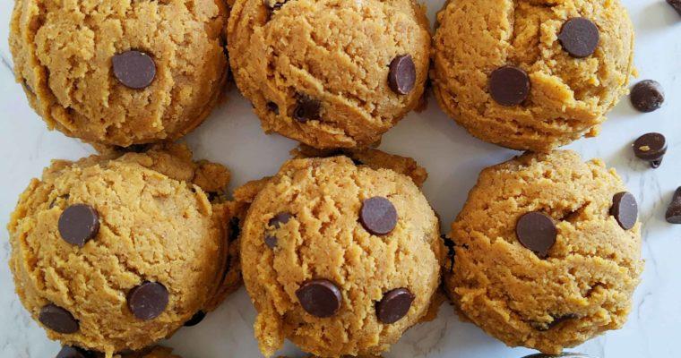 Gluten Free Pumpkin Breakfast Cookies