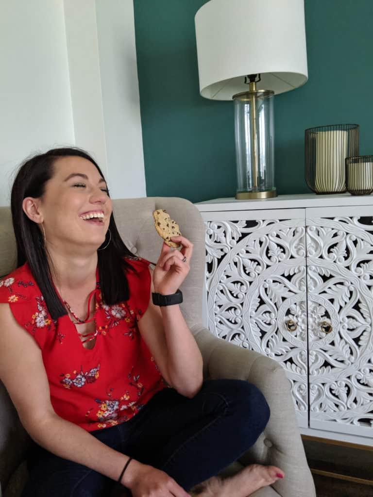 Homebody eats writer Jessica Mode