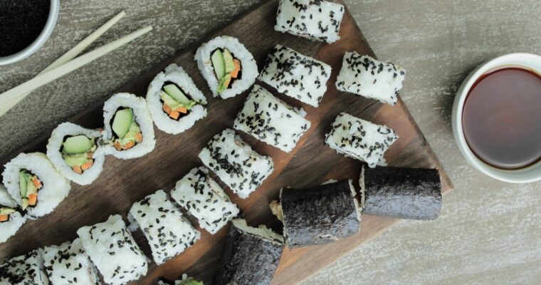 How to Make Homemade Sushi: Step by Step Instructions