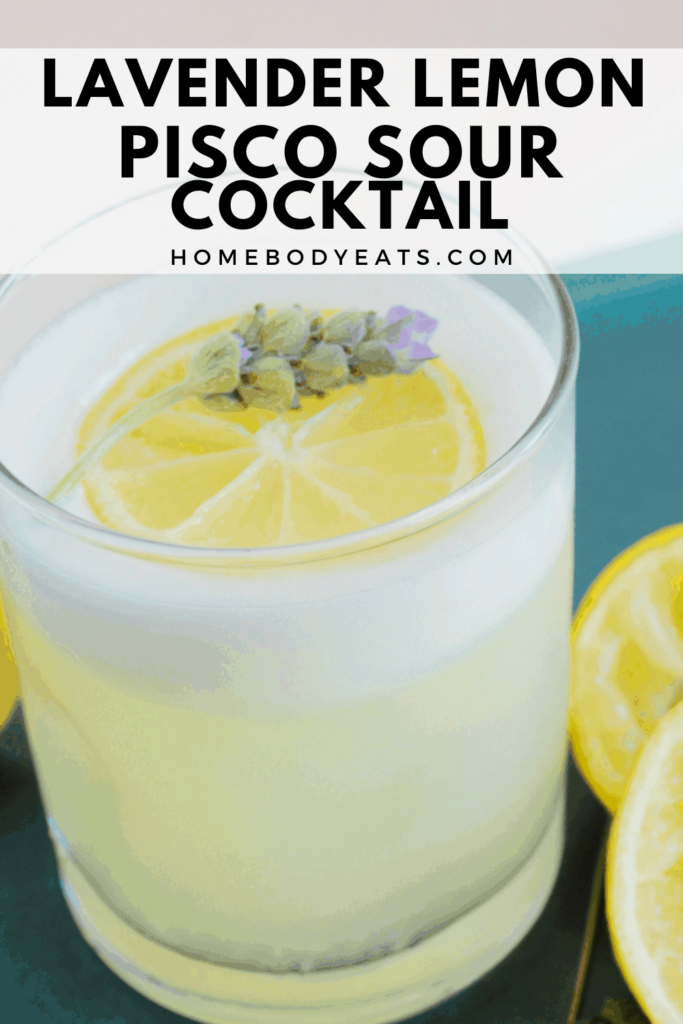lavender cocktail ideas