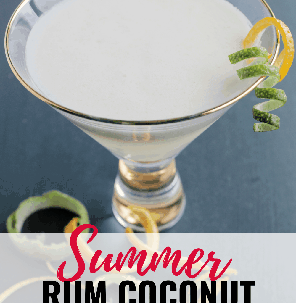 summer rum cocktails easy