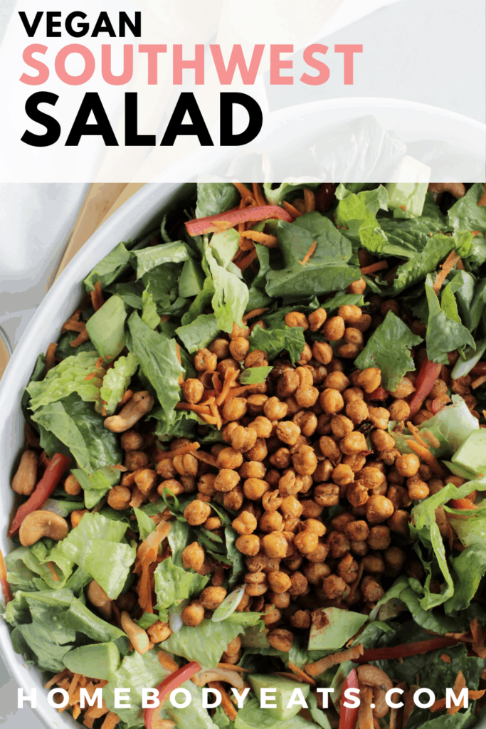 vegan southwest salad recipe