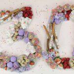 Birthday Charcuterie Board | Personalized Birthday Dessert Idea