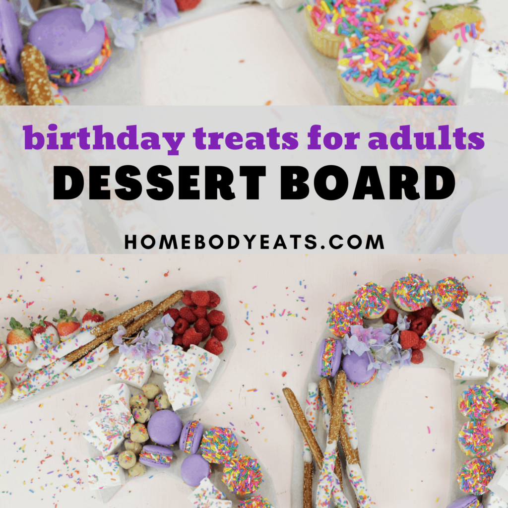 birthday treats for adults