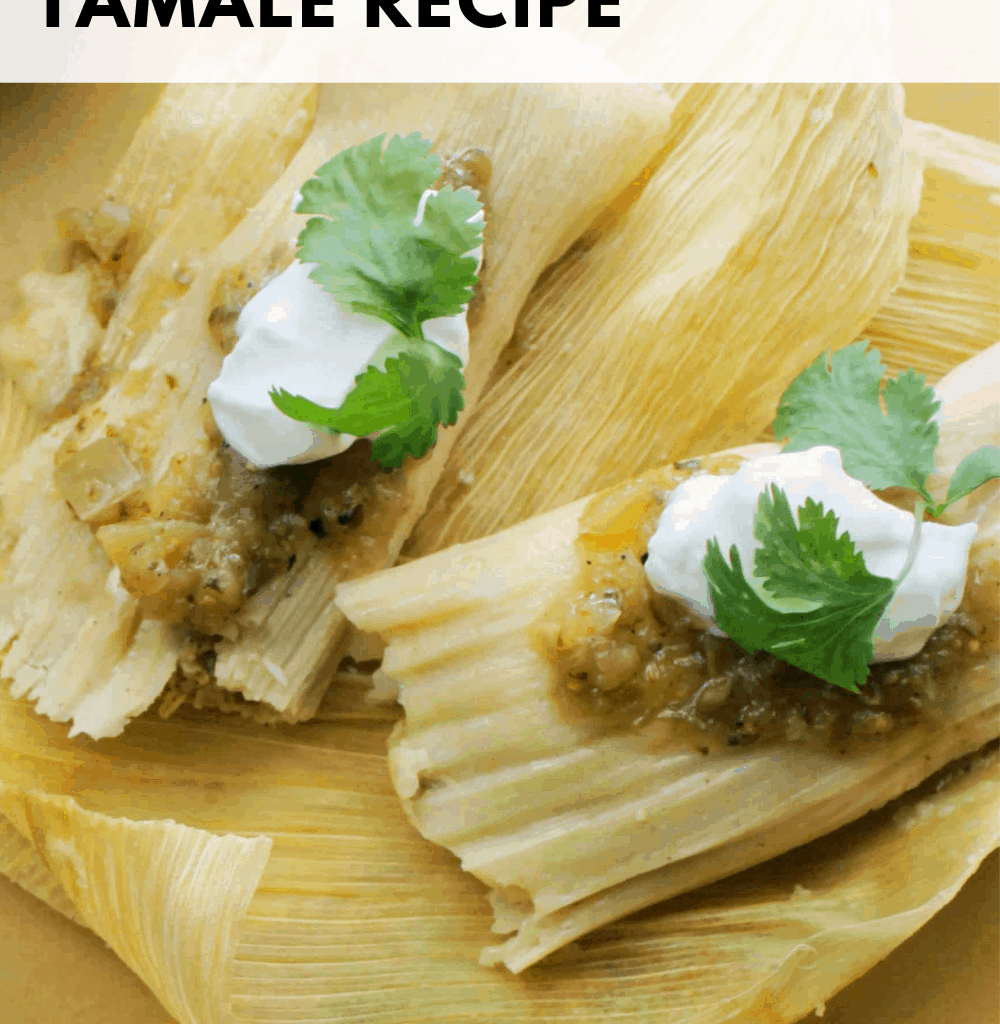 chicken tamales instant pot
