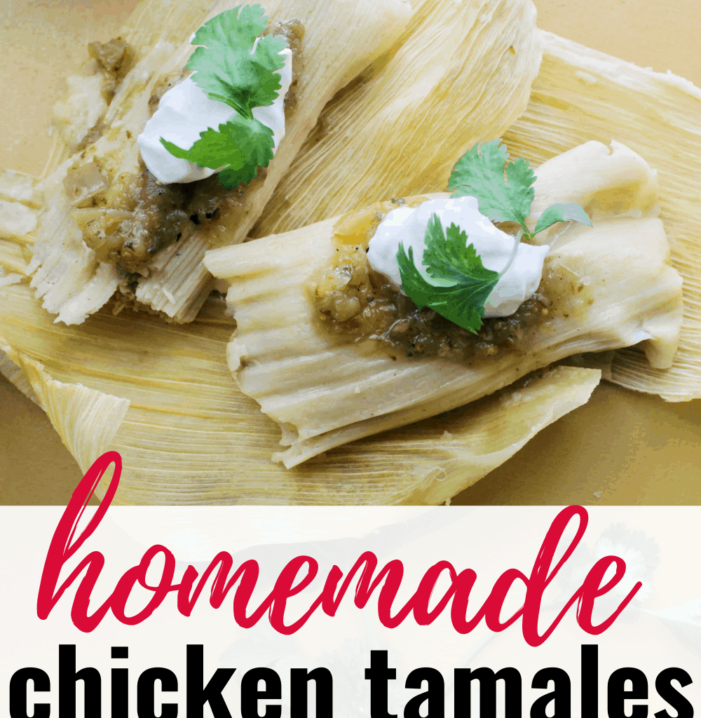 how to make homemade tamales