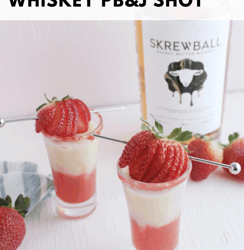 skrewball whiskey recipes