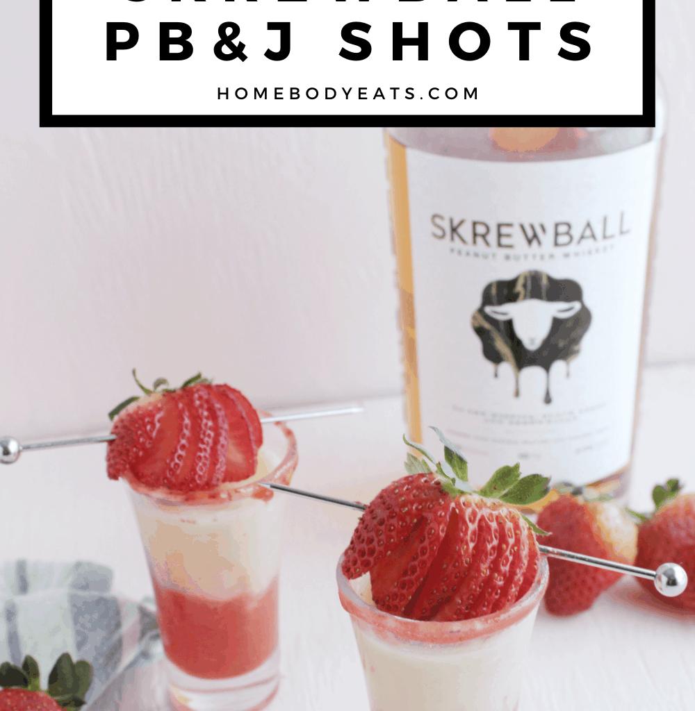 skrewball whiskey shot recipes