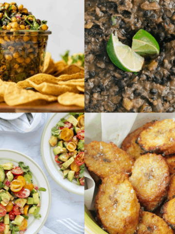 sides dishes that go with tamales
